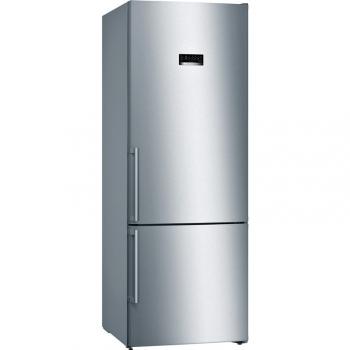 Chladnička s mrazničkou Bosch Serie | 4 KGN56XIDP nerez