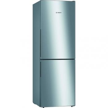 Chladnička s mrazničkou Bosch Serie | 4 KGV33VLEA Inoxlook