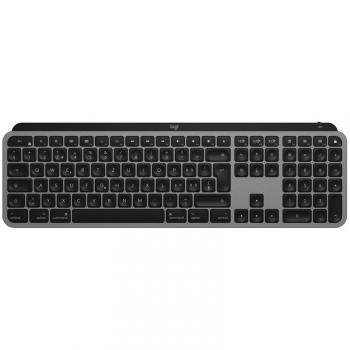 Klávesnice Logitech MX Keys for Mac, US šedá