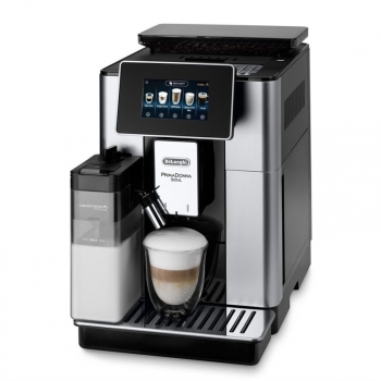 Espresso DeLonghi ECAM 610.55 SB černé/stříbrné