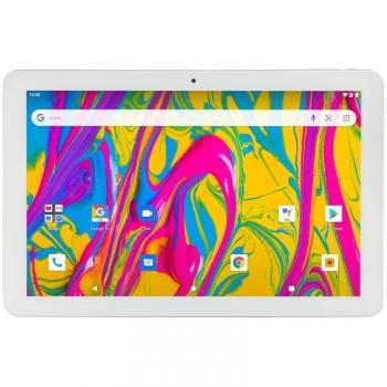 Dotykový tablet Umax VisionBook T10 3G stříbrný/bílý