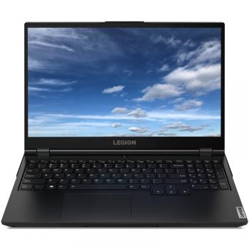 "Notebook Lenovo Legion 5-15IMH05H černý (i5-10300H, 16GB, 512GB, 15.6"", Full HD, bez mechaniky, nVidia GeForce RTX 2060, 6 GB, BT, CAM, DOS )"