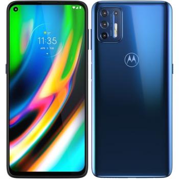 Mobilní telefon Motorola Moto G9 Plus 4/128 GB modrý