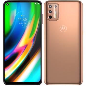 Mobilní telefon Motorola Moto G9 Plus 4/128 GB zlatý