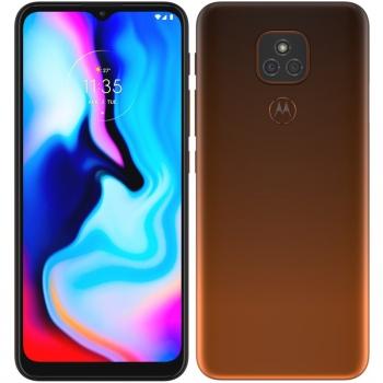 Mobilní telefon Motorola Moto E7 Plus oranžový