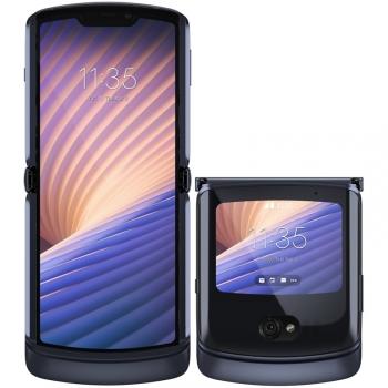 Mobilní telefon Motorola Razr 5G šedý