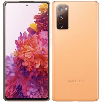 Mobilní telefon Samsung Galaxy S20 FE oranžový