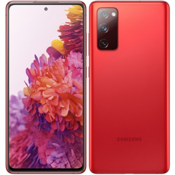 Mobilní telefon Samsung Galaxy S20 FE červený