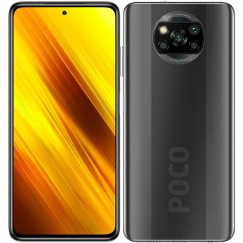 Mobilní telefon Poco X3 128 GB šedý
