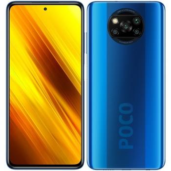 Mobilní telefon Poco X3 128 GB modrý