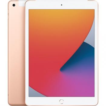 Dotykový tablet Apple iPad (2020) Wi-Fi + Cellular 128GB - Gold