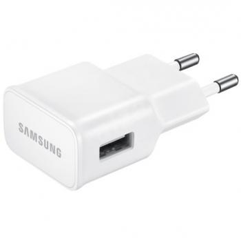 Nabíječka do sítě Samsung s rychlonabíjením 15W, bez kabelu bílá