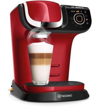 Espresso Bosch Tassimo My Way TAS6503 červené