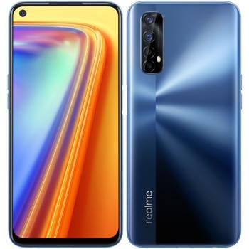 Mobilní telefon realme 7 128 GB modrý