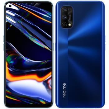 Mobilní telefon realme 7 Pro modrý