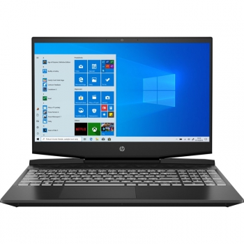 Notebook HP Pavilion Gaming 17-cd0101nc černý/bílý