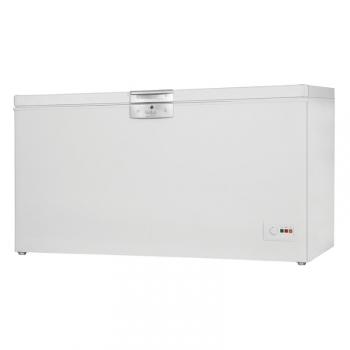 Mraznička Beko HSA37540N bílá