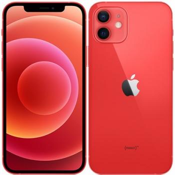 Mobilní telefon Apple iPhone 12 mini 256 GB - (Product)Red