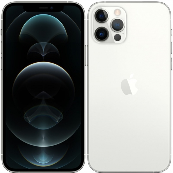 Mobilní telefon Apple iPhone 12 Pro 256 GB - Silver
