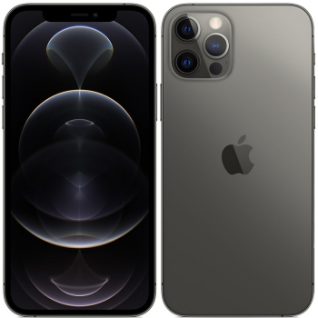 Mobilní telefon Apple iPhone 12 Pro Max 128 GB - Graphite