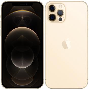 Mobilní telefon Apple iPhone 12 Pro Max 128 GB - Gold