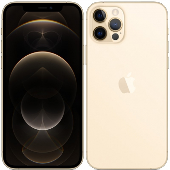 Mobilní telefon Apple iPhone 12 Pro Max 256 GB - Gold