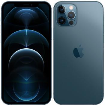 Mobilní telefon Apple iPhone 12 Pro Max 256 GB - Pacific Blue