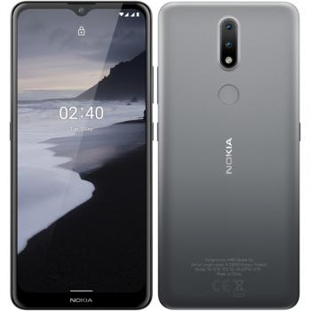 Mobilní telefon Nokia 2.4 šedý