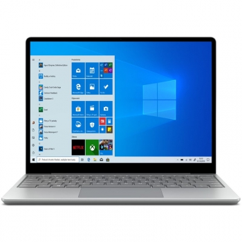 Notebook Microsoft Surface Laptop Go stříbrný