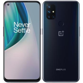 Mobilní telefon OnePlus Nord N10 5G šedý