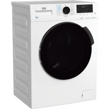 Pračka se sušičkou Beko HTV 8716 X0 bílá