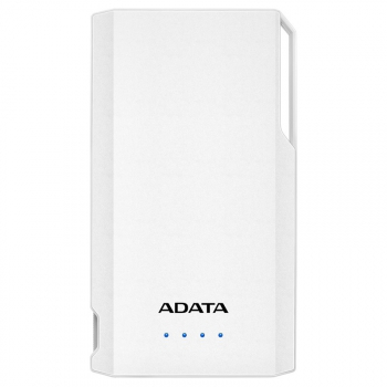 Powerbank ADATA S10000 10000mAh bílá