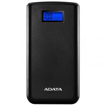 Powerbank ADATA S20000D 20 000mAh černá