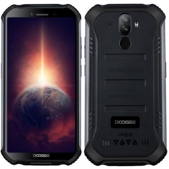 Mobilní telefon Doogee S40 Pro černý