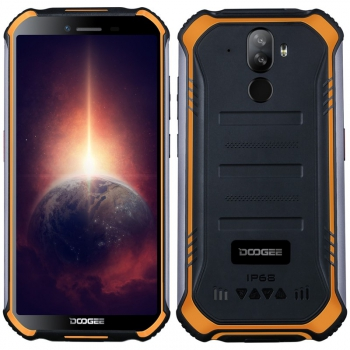 Mobilní telefon Doogee S40 Pro oranžový