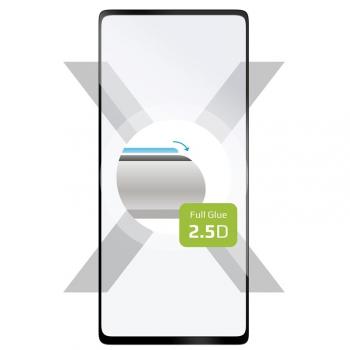 Tvrzené sklo FIXED Full-Cover na Samsung Galaxy S20 FE/FE 5G černé