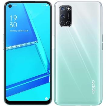 Mobilní telefon Oppo A52 - Stream White