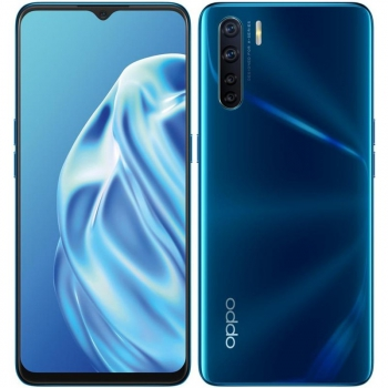 Mobilní telefon Oppo A91 - Blazing Blue