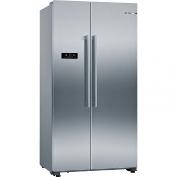 Americká lednice Bosch Serie | 4 KAN93VIFP nerez