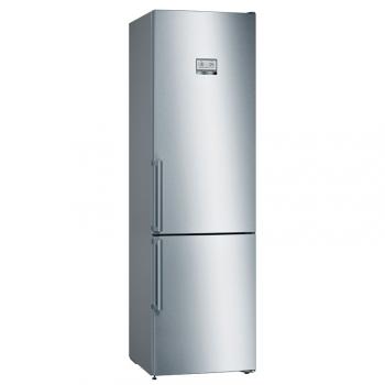 Chladnička s mrazničkou Bosch Serie | 6 KGN39HIEP nerez