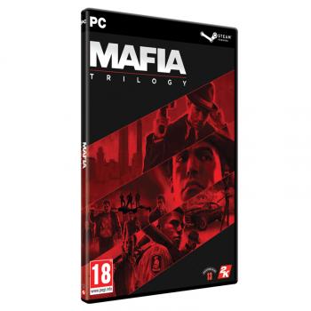Hra 2K Games PC Mafia Trilogy