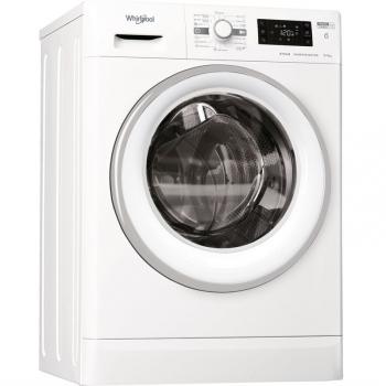 Pračka se sušičkou Whirlpool FreshCare+ FWDG 961483 WSV EE N bílá