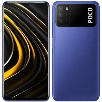 Mobilní telefon Poco M3 128 GB modrý