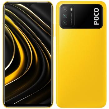 Mobilní telefon Poco M3 128 GB žlutý