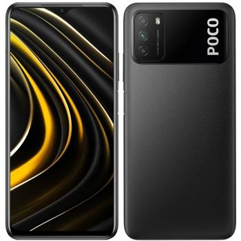 Mobilní telefon Poco M3 64 GB černý