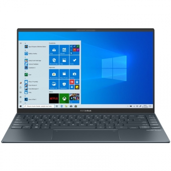 "Notebook Asus Zenbook UX425EA-BM009T šedý (i5-1135G7, 8GB, 512GB, 14"", Full HD, bez mechaniky, Intel Iris Xe, BT, CAM, W10 Home )"
