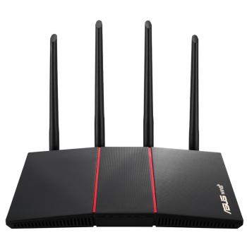 Router Asus RT-AX55 černá