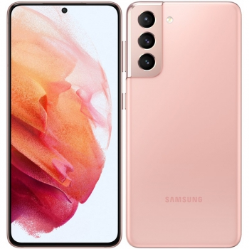 Mobilní telefon Samsung Galaxy S21 5G 128 GB růžový