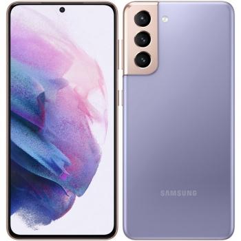 Mobilní telefon Samsung Galaxy S21 5G 128 GB fialový