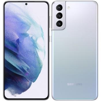 Mobilní telefon Samsung Galaxy S21+ 5G 256 GB stříbrný